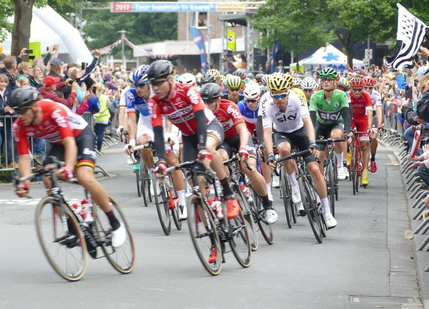 Le Tour de France inBüttgen