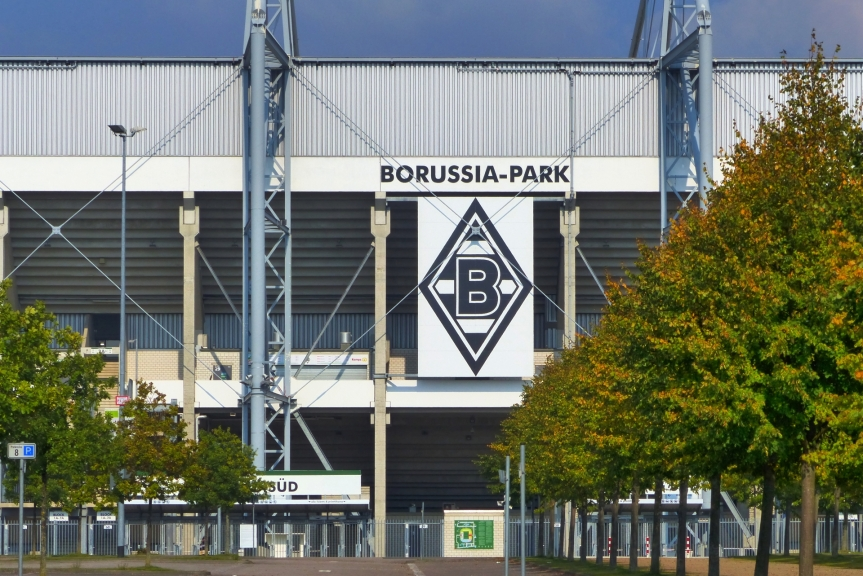 Tour zum BorussiaPark