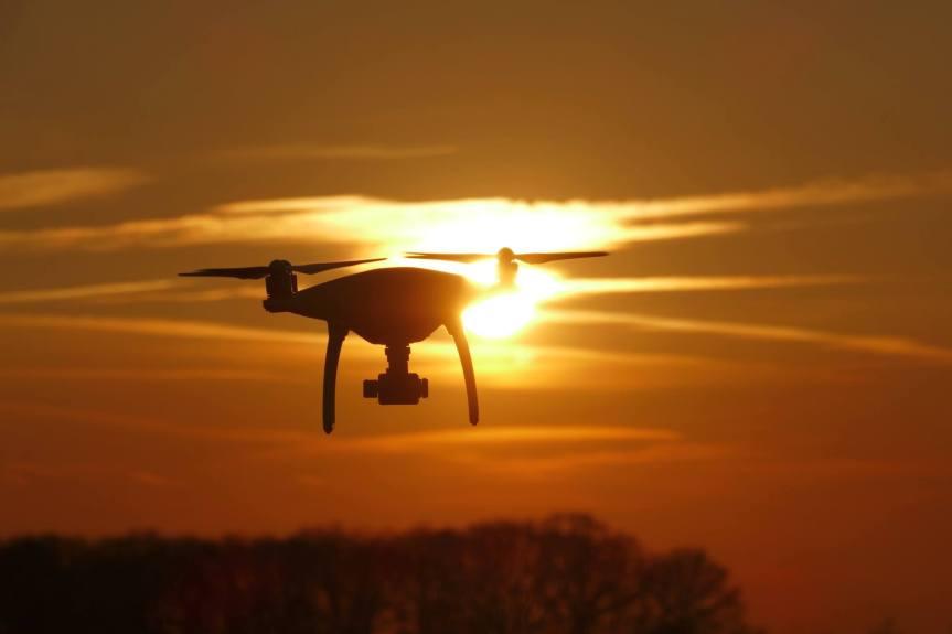 Drone Racing Series inDüsseldorf