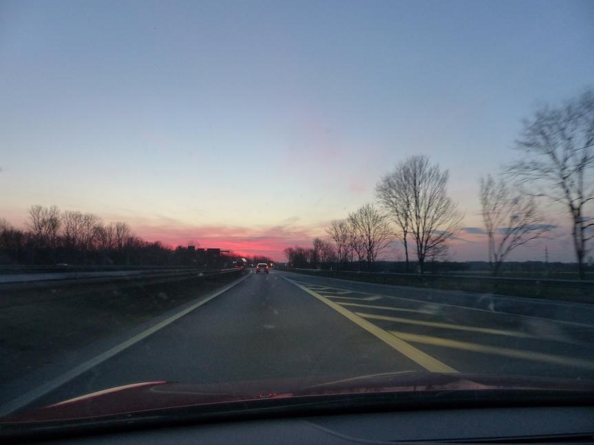 Roadtrip nach Norden – Tag 1: Hamburg