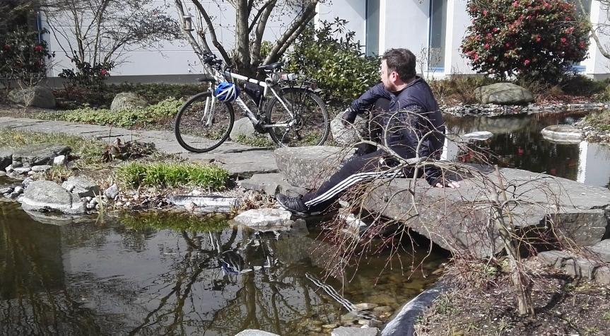 Der Japanische Garten inKrefeld
