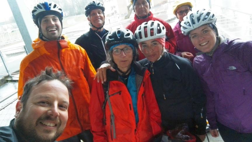 Es gibt kein schlechtes Wetter – die Tour zur ZecheZollverein
