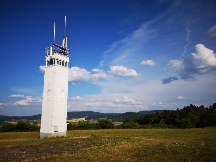 Roadtrip in den Urlaub: Tag 3 – Erfurt, Geisa undFulda