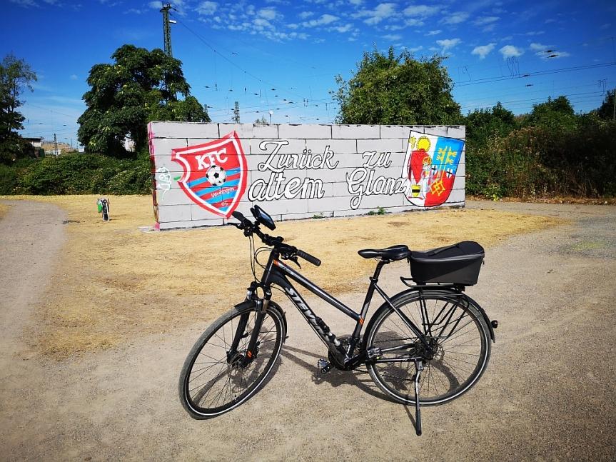 Urlaubstag 18: Krefeld – bunthier!