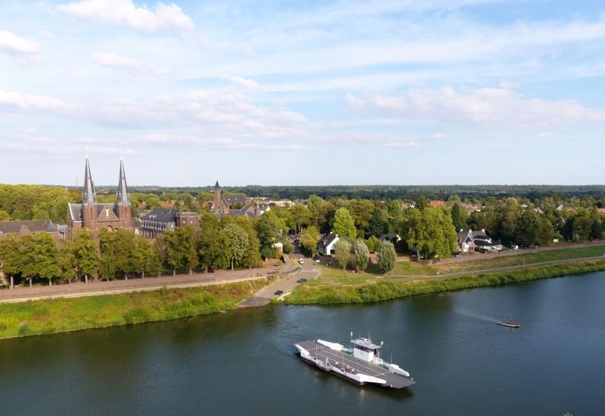 Die Fähren, das Kloster und eine wunderbareLandschaft
