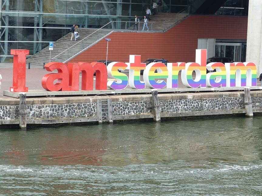Amsterdam. Der Auftrag, der kalte Krieger und derNieselregen