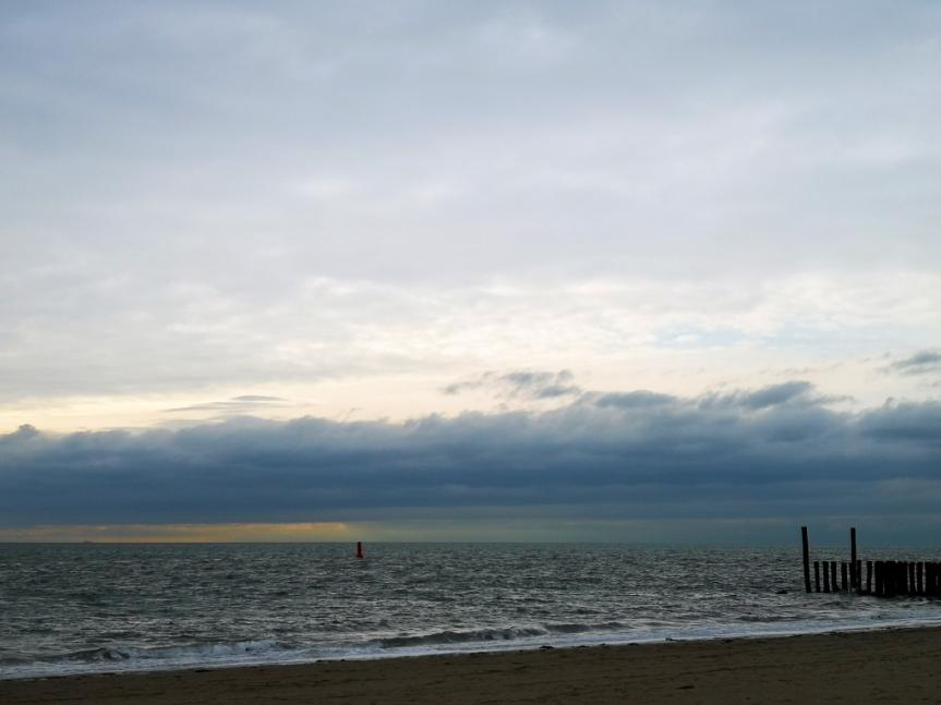 Seeluft, Schiffe und eine neueBibliothek