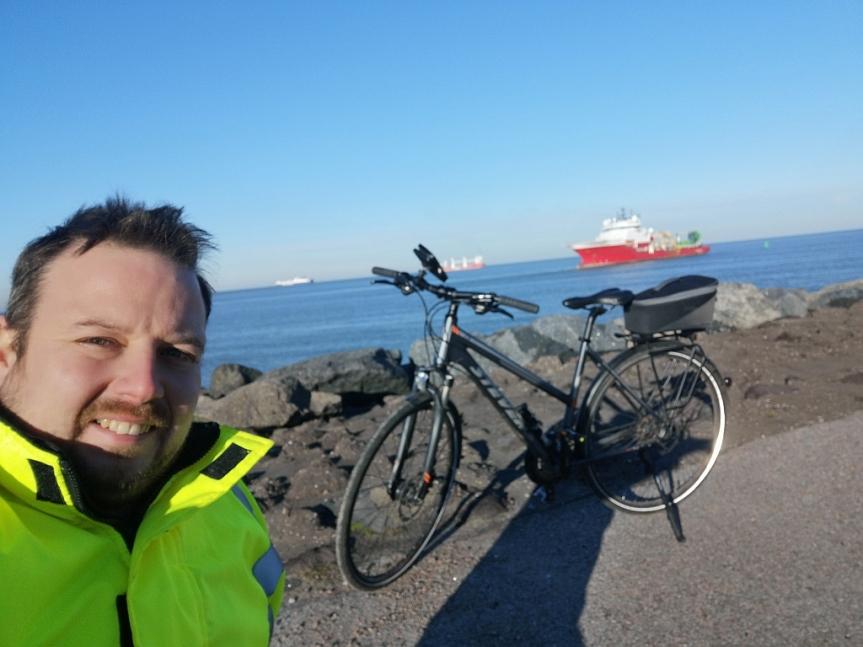 Windmühlen, Seen und frische Luft. Rotterdam perRad.