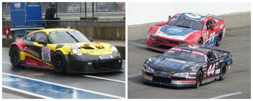 Zweimal Motorsport – die grüne Hölle und dasOval