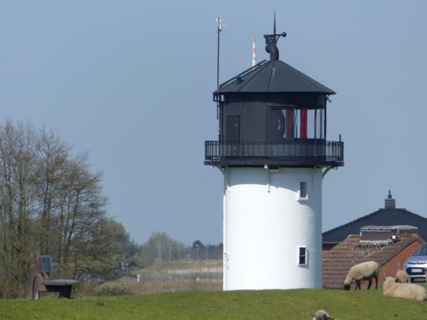 Sonne, Schiffe und Schafe – Urlaubsradtour inCuxhaven