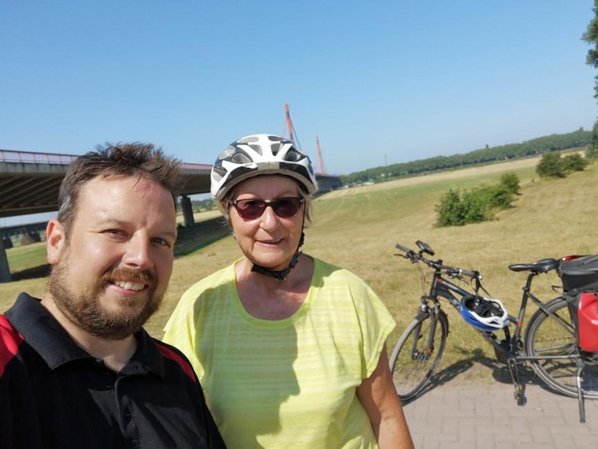 Geschenkte Zeit – eine Radtour zumGeburtstag