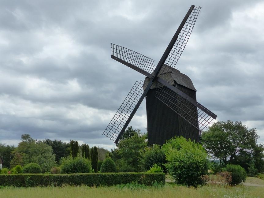 Tönisberg, Wachtendonk, Grefrath – die Mühle, die Kelten und dasSchaf