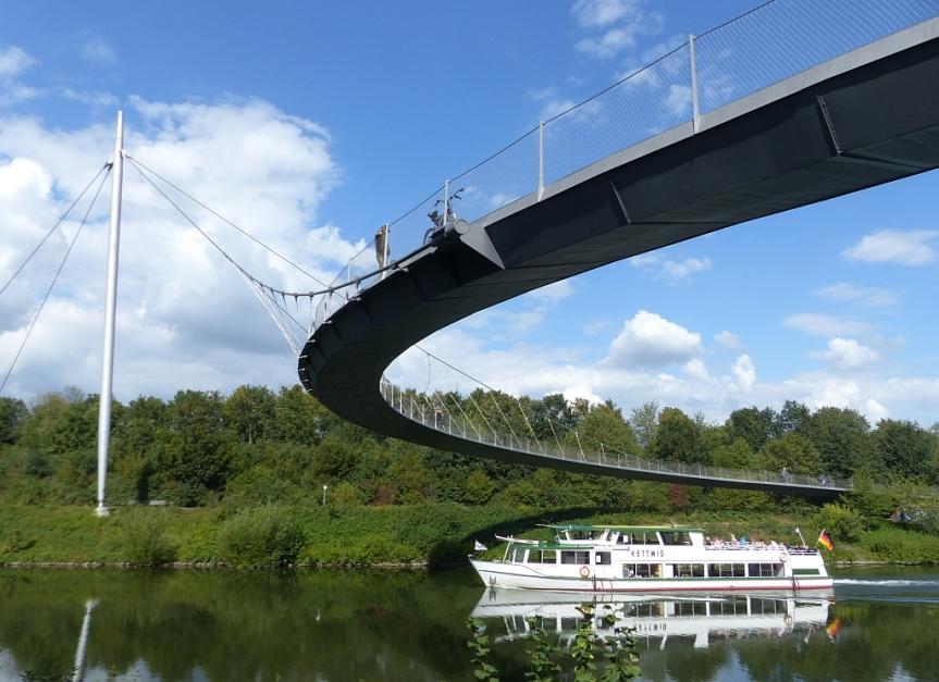 Von Duisburg nach Essen – eine Tour durchsRuhrgebiet