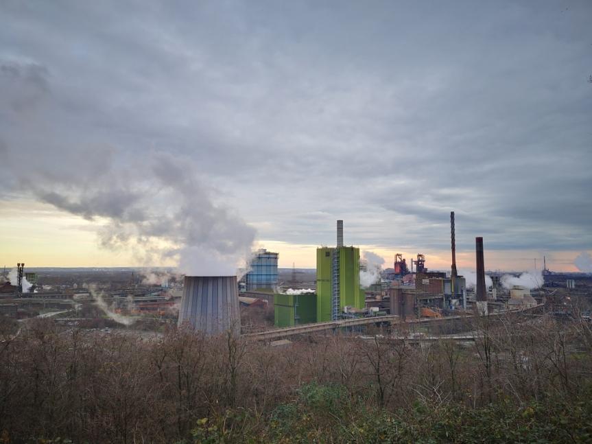 Industrietour Krefeld, Duisburg, Moers – Kindheitserinnerungen und neuePerspektiven
