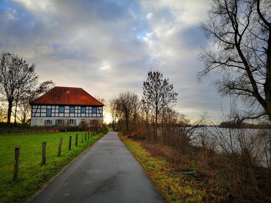 Weihnachtsrunde 2020 – Krefeld, Duisburg undDüsseldorf