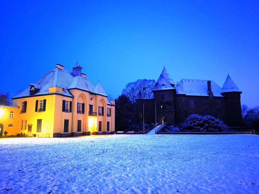 Krefeld im Schnee